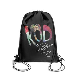 $enCountryForm.capitalKeyWord UK - Drawstring Sports Backpack J Cole KODcute adjustable sports Travel Fabric Backpack