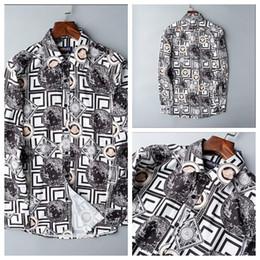 $enCountryForm.capitalKeyWord NZ - The new luxury goods brand men xiushen pure color fashion shirt boutique fiber long sleeve button-down stripes shirt S-3xl free freight a02
