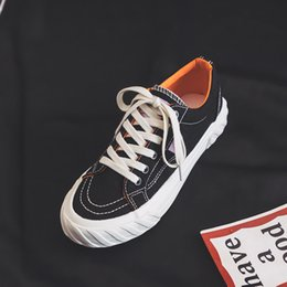 $enCountryForm.capitalKeyWord Australia - Women canvas shoes 2019 New Spring Summer With White Shoes Women Casual Shoes Female Platform Sneakers