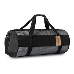 $enCountryForm.capitalKeyWord Australia - Lixada Gym Bag Snorkel Equipement Carry Bag for Mask Snorkel Fins Scuba Diving Surfing Gear Mesh Duffel Gear 600D Nylon jansport mini bag