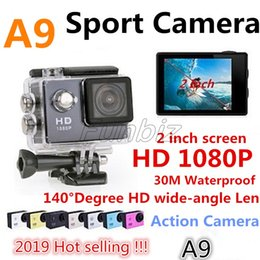 $enCountryForm.capitalKeyWord Australia - A9 SJ4000 1080P Full HD Action Digital Sport Camera 2 Inch Screen Under Waterproof 30M DV Recording Sking Bicycle Photo Video 50Pcs DHL