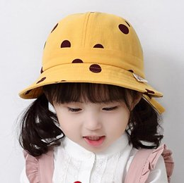 Kids Character Hats Wholesale Australia - Toddler Newborn Kids Baseball Cap Fashion Cute Designer Hats Summer Children Casual Sun Hat Casquette Free Shipping
