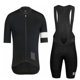 4043d88597c NEW 2019 Pro Team RAPHA Cycling Jersey short sleeve bike bib Shorts 9D GEL  PAD set Ropa Ciclismo Hombre Quick Dry Bicycle Clothing