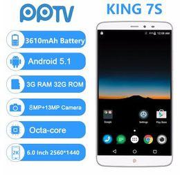 "$enCountryForm.capitalKeyWord NZ - PPTV King 7S 4G Mobile Phone 6.0"" Naked Eye 3D IPS 2.5D 2K 2560*1440 Helio X10 Octa Core 3G+32G Android 5.1 3160mah Smartphone"