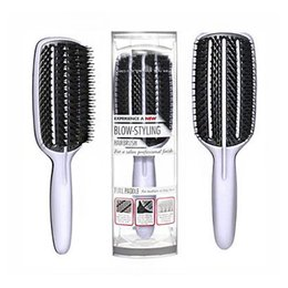 $enCountryForm.capitalKeyWord Australia - TT Blow-Styling Full & Half Paddle Brushes Tangle Detangling Combs No Teezer Hair Brush DHL Free Shipping