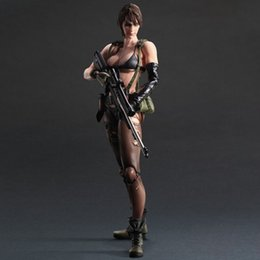 metal gear solid toys 2019 - Play Arts Kai Metal Gear Solid PVC Action Figure Movable Model Collectible Toy Free Shipping Good Quality