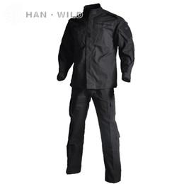 $enCountryForm.capitalKeyWord Australia - Camouflage Hunting Clothes For Men Clothing Tactical Multicam Camo Uniform Ghillie Suit Army Combat Uniform