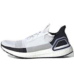 fe4917a0c 2019 Ultra Boost 19 Men Women Running Shoes Ultraboost 5.0 Laser Red Dark  Pixel Core Black Ultraboosts Trainer Sport Sneaker