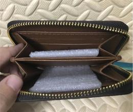Carteira Zippy VERTICAL a maneira mais elegante para transportar cerca de dinheiro, cartões e moedas homens de design titular famoso cartão de bolsa de couro longo de negócios em Promoção