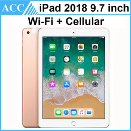 $enCountryForm.capitalKeyWord Australia - Refurbished Original Apple iPad 2018 9.7 inch 6th Gen WIFI + Cellular A10 Fusion Chip Quad Core 2GB RAM 32GB 128GB ROM Tablet PC DHL 1pcs