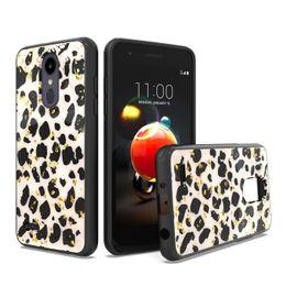 $enCountryForm.capitalKeyWord Australia - For LG Aristo2 Aristo3 X220 X210 K40 Epoxy Bling Bling Diamond Heart TPU Luxury Suitable for Women Girls Cover for Aristo2 3 Hybrid TPU PC