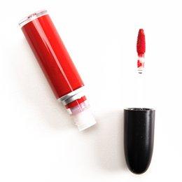 Lipstick Matte Colours Australia - Christmas gift Marc Retro Matte Liquid Huda Mini Lip Colour Red Lipstick Kit Best Lip Makeup plump me up lip gloss