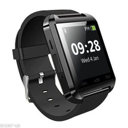 $enCountryForm.capitalKeyWord NZ - Bluetooth Smart Watch U8 Watch Smartwatch for iPhone 5S 6 6S 6 plus 7 7s 8 Samsung S6 S7 Note 4 Note 5 HTC Android Phone 2019