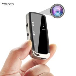 Mini Digital Audio Australia - Professional Portable Digital Video Camera HD Cam Recorder Voice Audio Recording Noise Canceling Key Chain Pen Mini DV 32GB