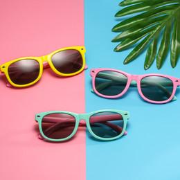 $enCountryForm.capitalKeyWord Australia - New Polarized Kids Sunglasses Boys Girls Baby Infant Fashion Sun Glasses UV400 Eyewear Child Shades Sun glasses LE311