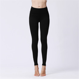 Womens Tight Yoga Pants UK - Womens Sports Yoga Pants High Waisted Workout Leggings Hips Push Up Pants Fitness Running Dance Trousers Mesh Stitching Tights Skinny Pants