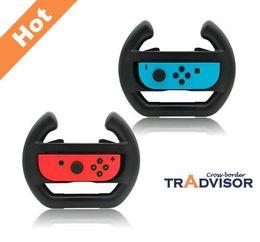 $enCountryForm.capitalKeyWord Australia - Hot Sell Left Right Joystick Joy-Con Handle Grip hand Holder Steering Wheel For Nintendo Switch Joy-Con NS NX Controller