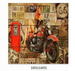 $enCountryForm.capitalKeyWord NZ - Texas Historic Route 66 Motel car Vintage Craft Tin Sign Retro Metal Painting Poster Bar Pub Signs Wall Art Sticker 222