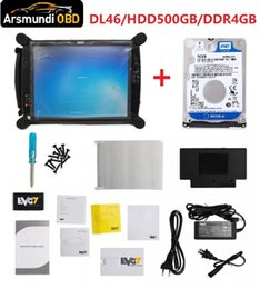 $enCountryForm.capitalKeyWord Australia - EVG7 Tablet DL46 HDD500GB DDR4GB Diagnostic Controller Tablet PC + For BMW icom ista and Xentry software