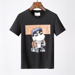 f9f46544 2019 summer Mens Licensed Peanuts Snoopy Party With Chicks Party Shirt T-shirt  Size M - 3XL Funny free shipping Unisex Tshirt top