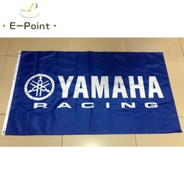yamaha gifts 2019 - Flag of Yamaha Racing 3*5ft (90cm*150cm) Polyester flag Banner decoration flying home & garden flag Festive gifts