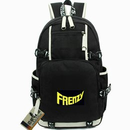 $enCountryForm.capitalKeyWord Australia - Frenzy day pack Barry Foster daypack Unique schoolbag Film packsack Computer rucksack Sport school bag Out door backpack