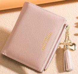 $enCountryForm.capitalKeyWord Australia - 2019 new wallet ladies short fashion vertical cross ribbed zipper coin purse chaopiao008-2