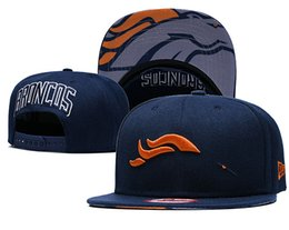 fallen hats Australia - Men's Broncos All Teams Baseball Cap Brand Fan's Sport Adjustable Caps Casual leisure hats Solid Color Fashion Snapback Summer Fall hats