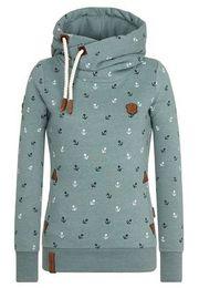 1f1cff0b3b48 Modern hoodies online shopping - 2019 Women Hoodie Long Sleeve Pullover  Print autumn Straight Beige Green