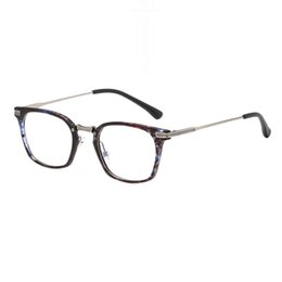 f5c5b752a29 Lightweight Eyeglasses - Eyewear for Computer TV Blue Light Blocking Optical  Glasses TR90 Frame Retro Men Women Goggle