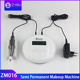 Wholesale New Intelligent Permanent Makeup Artemx V6 Salon Equipment For MTS Lip Liner Eyebrows Eyeliner Derma Pen MTS PMU System