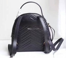 $enCountryForm.capitalKeyWord NZ - Fab Price mini style Luxury quality shoulder bag designer superstar lady backpack jumbo Quilted knapsack good Leather handbags 5 colors