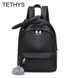 designer school bags for teenage girls 2019 - TETHYS Backpack Purse for Women Fashion Backpack Designers Brand School Bags for Teenage Girls Cute Bolso Mochila Mujer