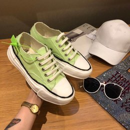 $enCountryForm.capitalKeyWord Australia - Hot 2019 top NEW arrive Plimsolls famous designer brand Mens And Womens fresh color Casual Shoes, Top Quality Sneakers European 35-39