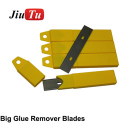 Wholesale High Quality Remove Tools LOCA OCA UV Glue Adhesive Clean Tool Knife Blade for Cell Phone LCD Touch Screen Digitizer Repair