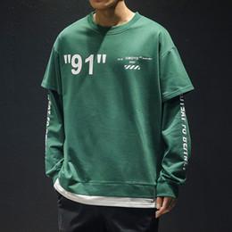 Primavera Novos Homens Hoodies Moda Dos Desenhos Animados Impressão Casual O Pescoço Camisola Homem Streetwear Selvagem Hip Hop Pulôver Solto M-5XL em Promoção