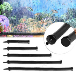 5d6216c64cd Fish tank Air pumps Bubble Stone Aerator Aquarium Fish Tank Pump Hydroponic  Oxygen Diffuser Tube fish tools