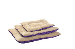 housing Australia - Pet Dogs Bed Warming Dog Mat Nest Kennel For Cat Puppy Blanket Sleeping Cushion Dog Houses