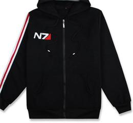 $enCountryForm.capitalKeyWord Australia - Spring Hoodies Men Sweatshirt Zipper Breasted Mass Effect Tracksuit Cardigan Jacket Casual Hooded Sweatshirts Tech Sweat Hoody