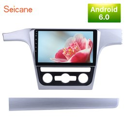 android car control 2019 - car dvd Seicane 10.1 inch Android 7.1 8.1 for 2012 VW Volkswagen Passat Car GPS Radio Unit Player with Quad-Core Steerin