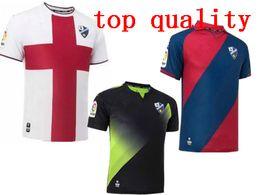 4e3142c72 2019 top thai quality SD Huesca jersey 18 19 home away LEO FRANCO AXEL  WERNER PABLO GOMEZ soccer jerseys INSUA football shirts
