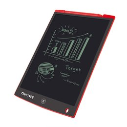 "tablet 12 UK - Portable 12"" Inch LCD Writing Tablet Digital Drawing Tablet Handwriting Pads Electronic Tablet Board ultra-thin Board T190915"