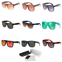 09f5bce70e Recubrimiento de plástico Gafas de sol Mujeres Diseñador de lujo Marca  Deportes Sunnies Casual Gafas de sol cuadradas Gafas al aire libre Gafas  4165