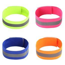 $enCountryForm.capitalKeyWord NZ - Wristband wrist support wrist band night running single reflective arm with bracelet leggings outdoor sports gear #242077