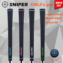 $enCountryForm.capitalKeyWord Australia - Handle of golf club Sinaibo SNIPER Golf children's Club fli general rubber grip 10 pieces lot