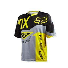 Uv shirts men online shopping - FOX summer new short sleeved motorcycle outdoor off road riding suit men s shirt T shirt