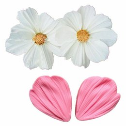 $enCountryForm.capitalKeyWord Australia - 1 PC Chrysanthemum Flower Petals Shape Silicone Mold Fondant Chocolate Cake Tools Baking Cookie Moulds Decorating Molds