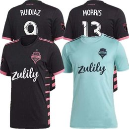 Thailand Shirts Australia - 2019 2020 Seattle Sounders FC AWAY Soccer Jersey 19 20 MLS HOME RUIDIAZ MORRIS LODEIRO MARSHALL LODEIRO Football Shirt THAILAND QUALITY