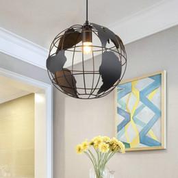 $enCountryForm.capitalKeyWord NZ - 2018 New Nordic minimalist globe chandelier modern creative restaurant bar table iron chandelier cafe tea shop lights