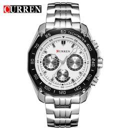 Male Wrist Watches Australia - Fashion Leisure Time Steel Bring Male Wrist role diamond Watch Quartz Wrist-watches automatic casual mechanical watches men master montre